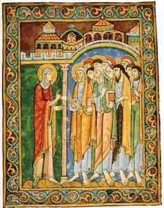 Wga_12c_illuminated_manuscripts_Mary_Magdalen_announcing_the_resurrection