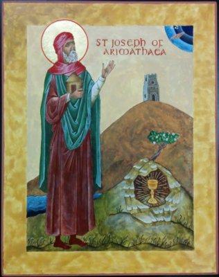 Icon, Joseph of Arimathea