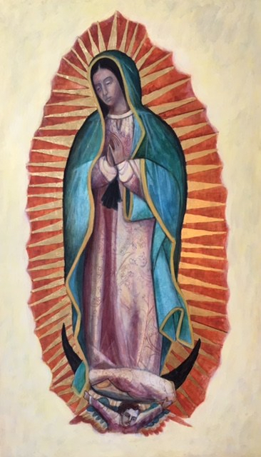 Our Lady of Guadalupe Icon