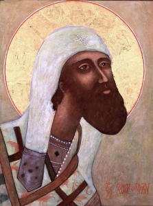 St. Fyodor of Rostov was an Iconographer whose love of God surpassed all else. By Christine Hales,