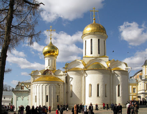 Holy Trinity Cathedral, Russia