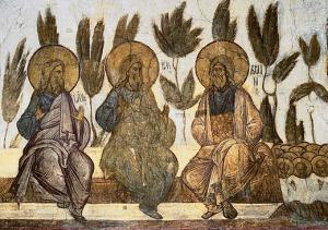 Fresco, Seed of Abraham