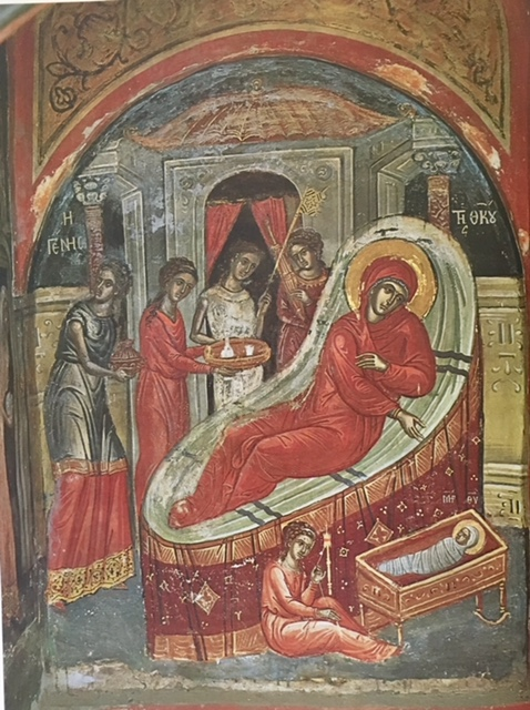 Nativity of the Mother of God, Photo credit: Kostas Paschalidis