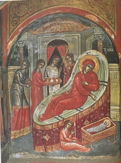Nativity of the Mother of God, Photo credit: Kostas Paschalidis
