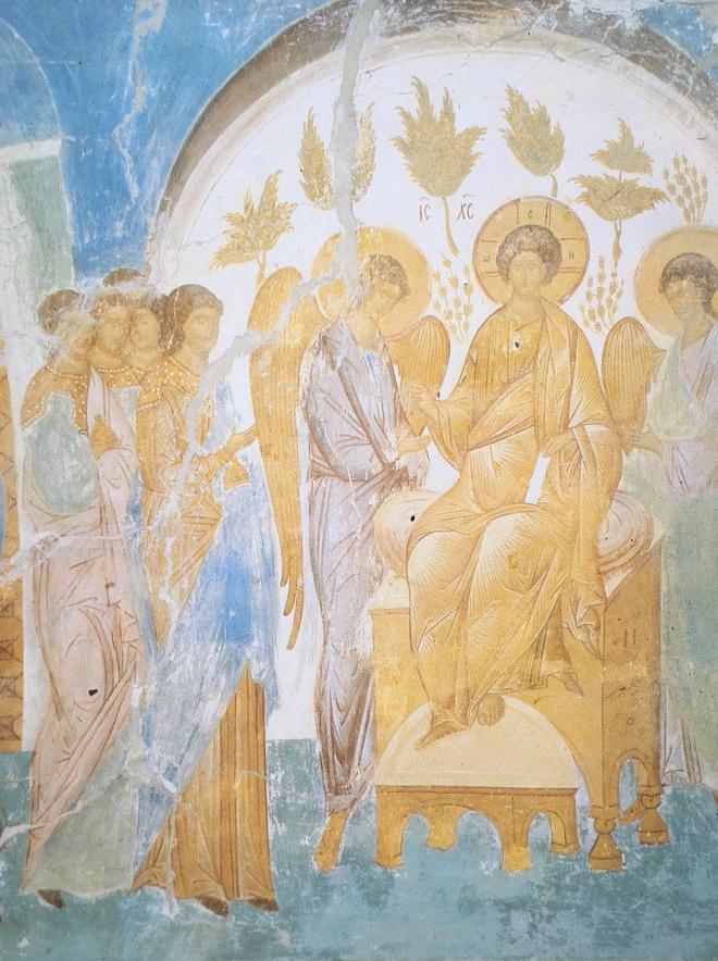 Dionysus Fresco
