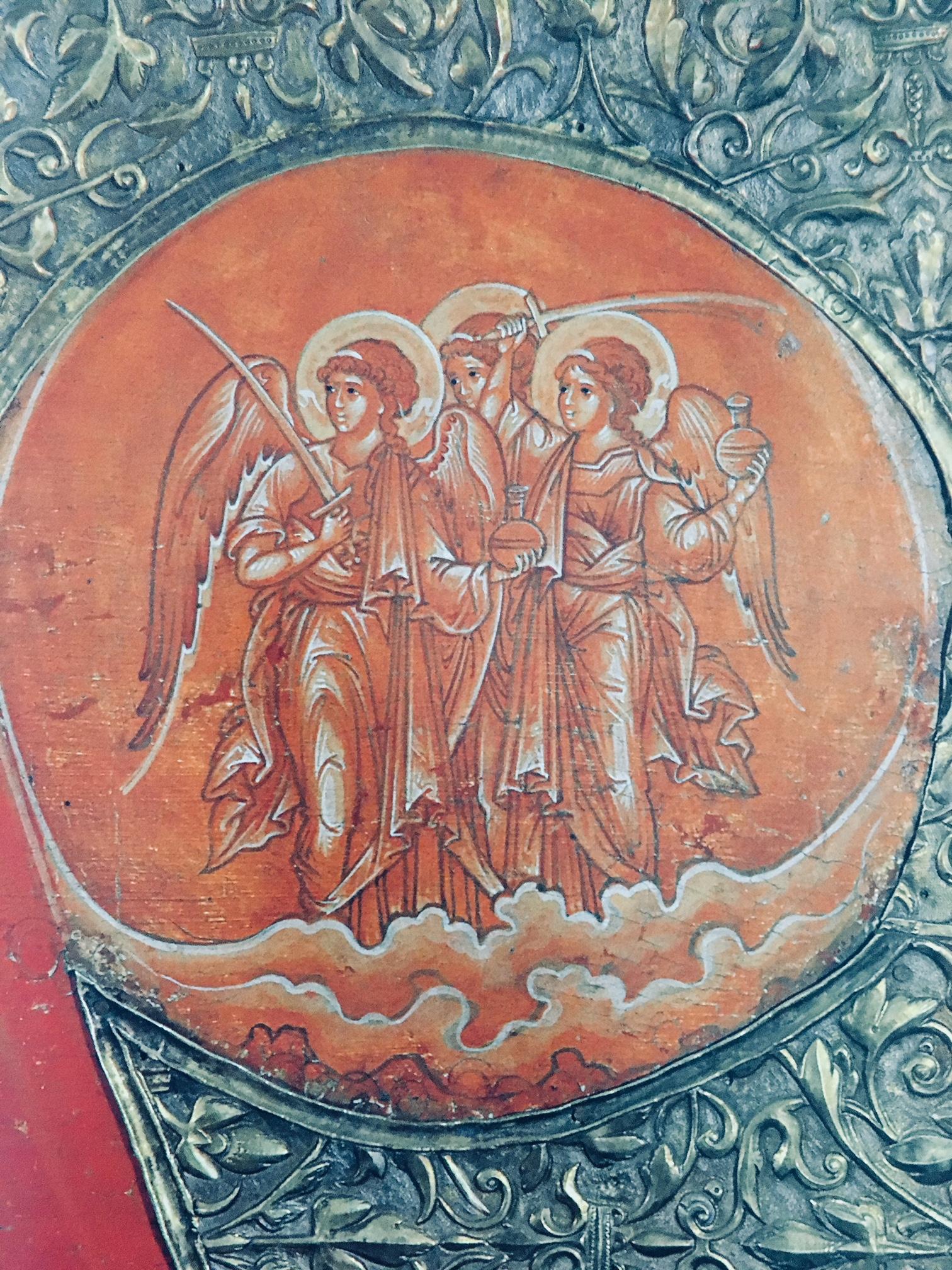 Angels in Battle
