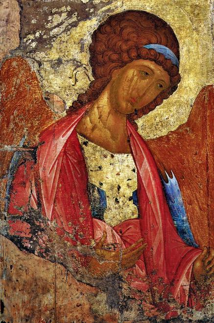 Andrei Rublev Michael the Archangel