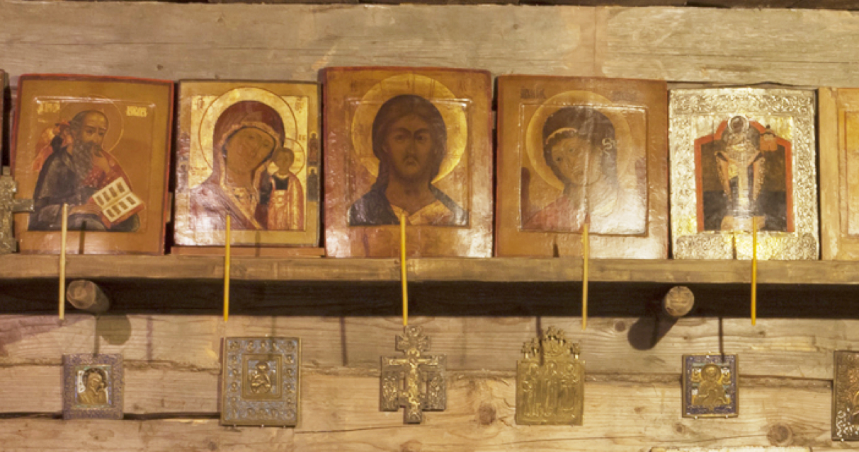 Icons can deepen our prayer life with specific, focused prayer.