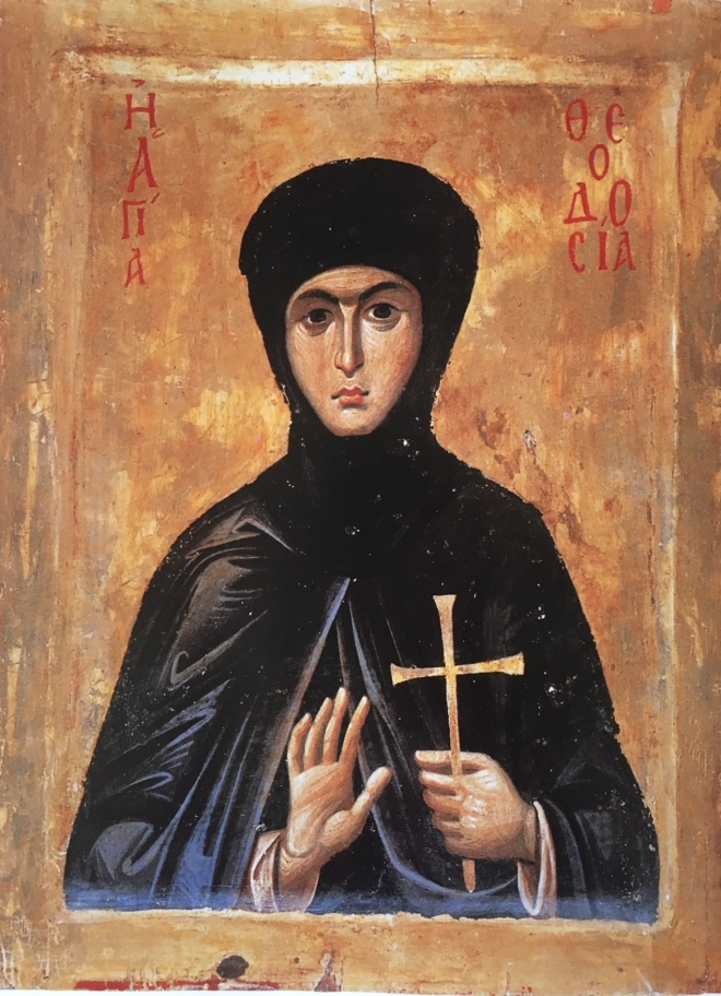American Association of Iconographers, St. Theodosia