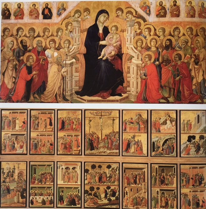 American Association of Iconographers, Duccio Icon