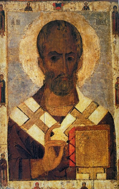 St. Nicholas, late 12th Century, Moscow